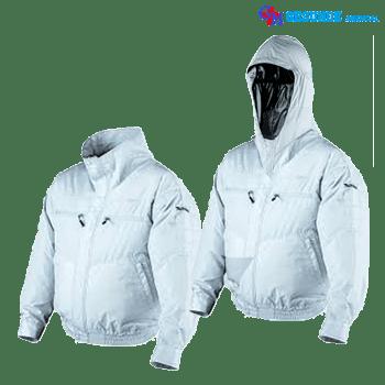 Jaket Pendingin Luar Ruangan | Cordless Fan Jacket