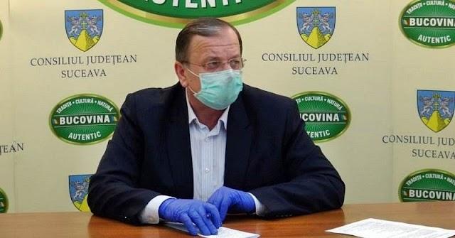 Gheorghe Flutur, principalul învins al alegerilor parlamantare în județul Suceava