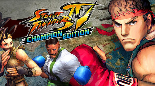 Street Fighter 4 apk + data for android
