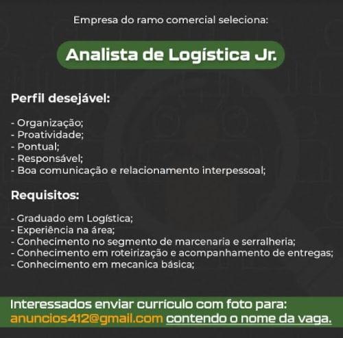 EMPRESA COMERCIAL SELECIONA: