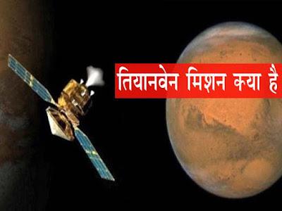 मंगल पर पहुंचने वाले देश | तियानवेन-1 मिशन के बारे में जानकारी | Mangal Grah Par Pahuchne Wale Desh