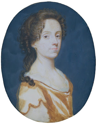 Self-portrait (about 1680), Susannah Penelope Rosse