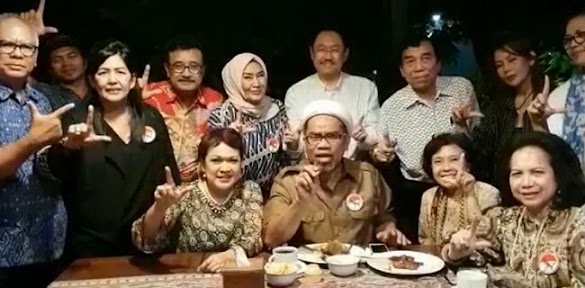 Relawan Jokowi Mulai Panaskan Mesin, Gerindra: Biarkan Mereka Panas