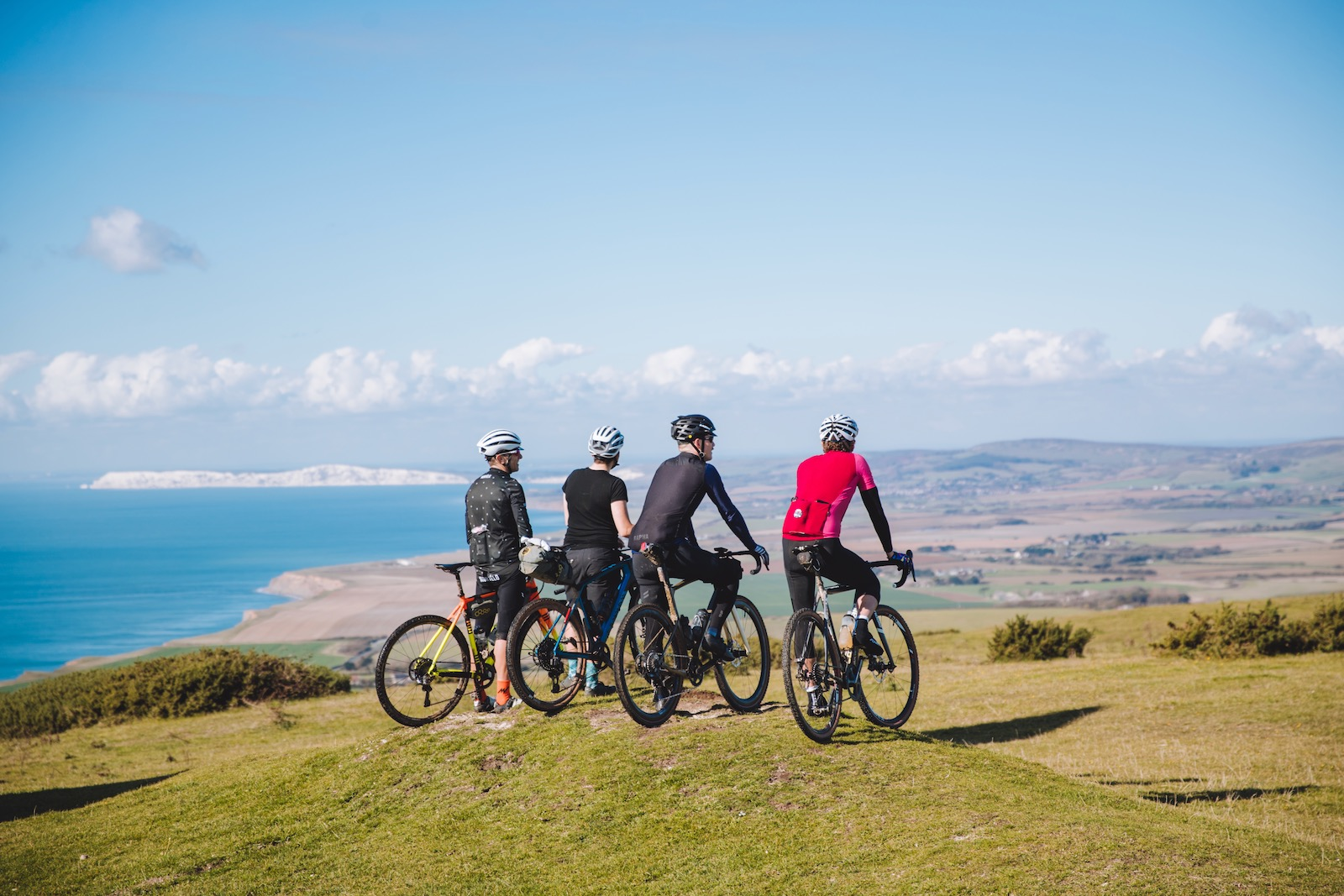 Best Gravel Cycling Routes on the Isle of Wight