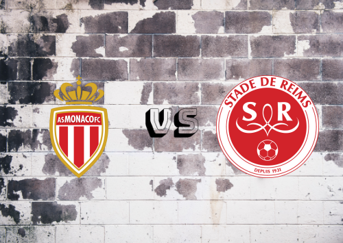 AS Monaco vs Reims  Resumen