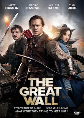 The Great Wall [2016] [NTSC/DVDR- Custom HD] Ingles, Español Latino