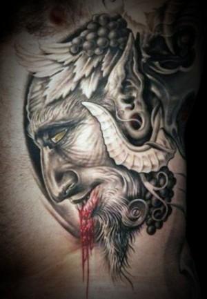 Noszenie Tatuażu Jest Znakiem Odradzania Się Pogańskiego