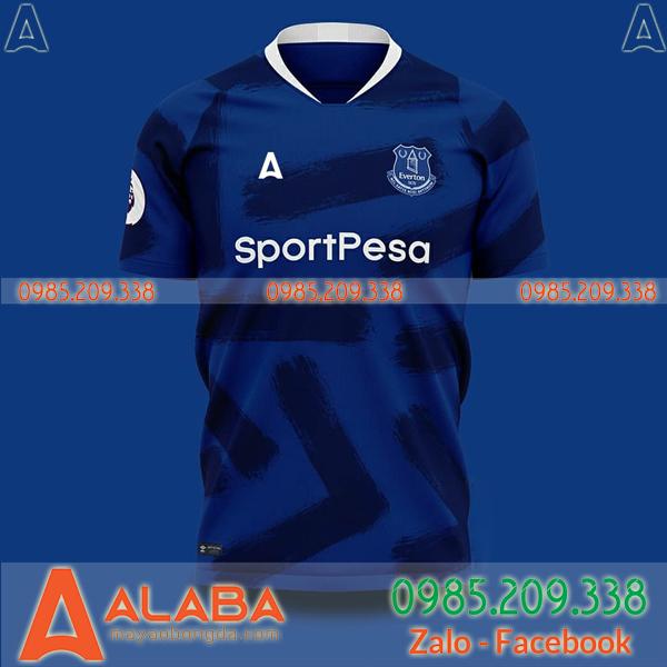 Áo bóng đá tự thiết kế chất