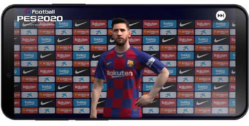 تنزيل لعبة بيس 2020 : eFootball PES للاندرويد والايفون ملفات [apk-obb] | رابط مباشر