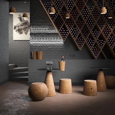 wine bar arredi suber
