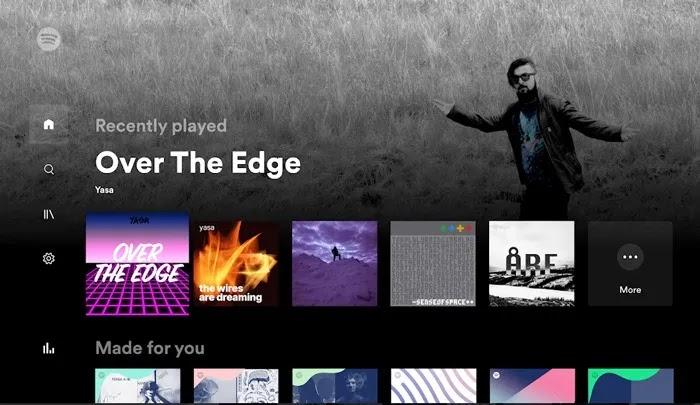أفضل تطبيقات Android Tv Spotify