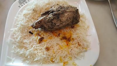 Restoren Nasi Arab Taiba di Putrajaya