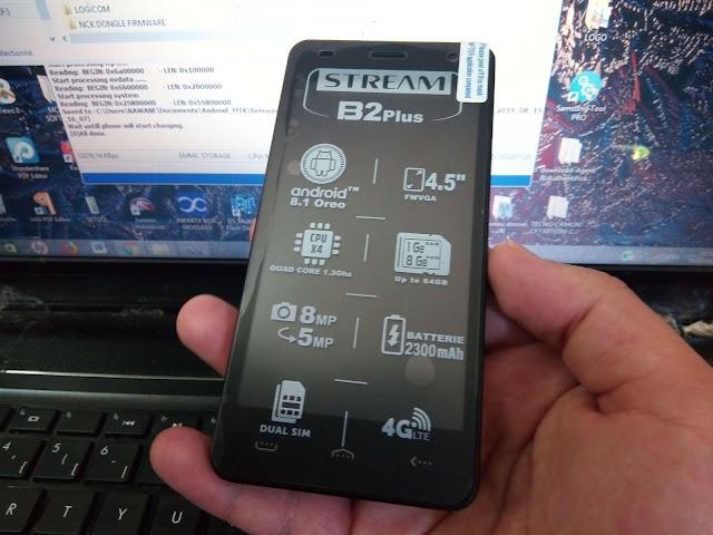 How To Flash Stream B2 Plus HT28 Oreo 8.1.0 تفليش ستريم