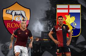 مشاهدة مباراة روما وجنوى