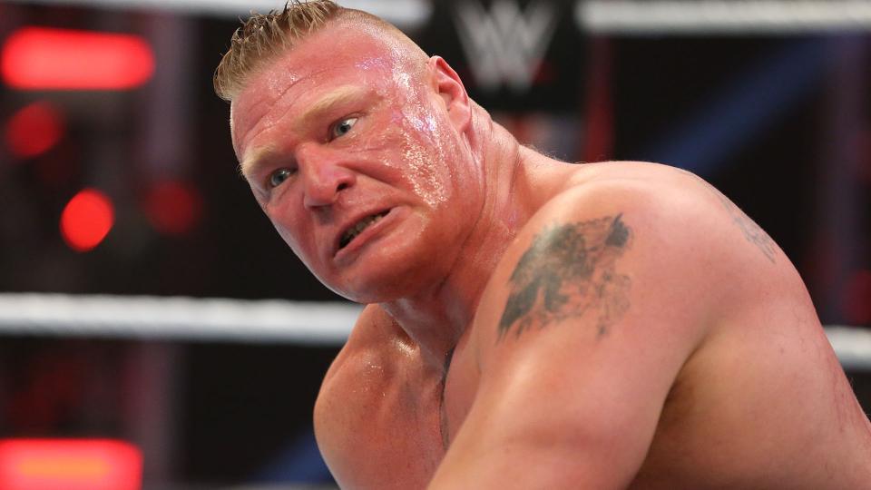 Brock Lesnar está muito perto de retornar a WWE