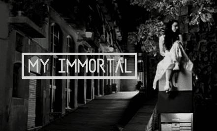 lirik my immortal terjemahan