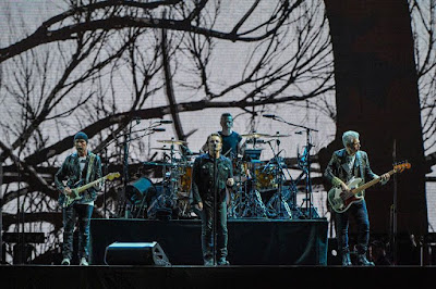 U2 and The Lumineers Perform at MetLife Stadium in New Jersey