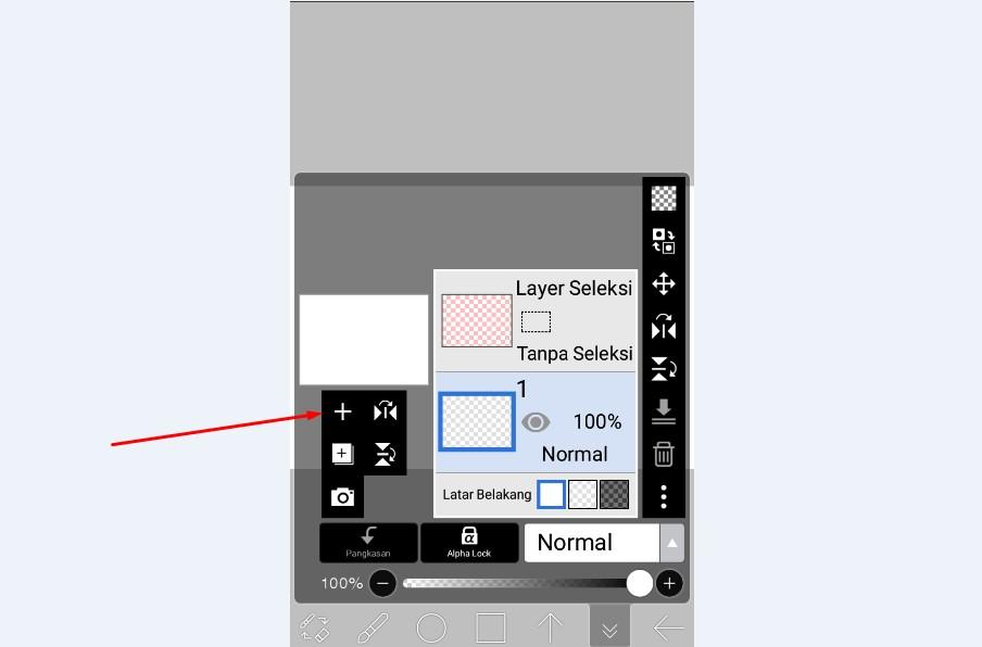 10 Tutorial Cara Menggambar di Ibis Paint X Android Untuk ...