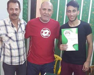 المنيا يواصل صفقاته الجديدة ويضم لاعب وسط المقاولين العرب موسمين