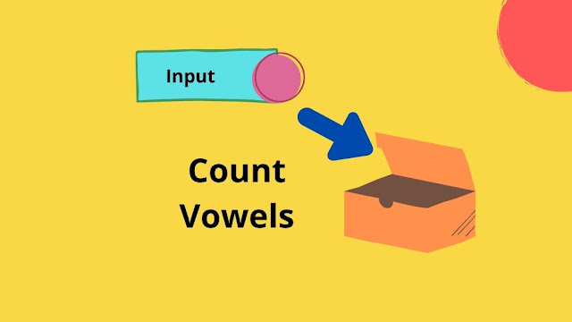 How to Count Vowels in Input Quickly