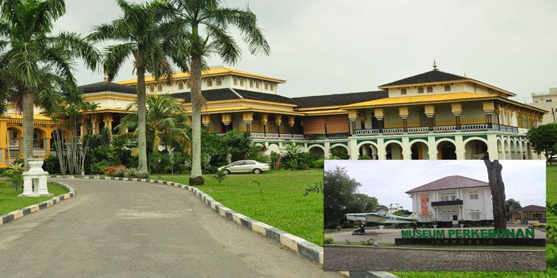 Spot Foto di Medan, Spot Foto Liburan Keluarga Medan, Destinasi Wisata Keluarag