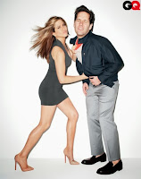 Jennifer Aniston Paul Rudd GQ shoot