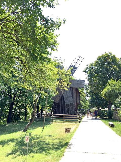 """Dimitrie Gusti"" National Village Museum"