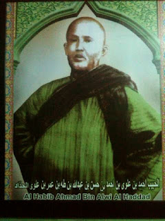 Al-Habib Ahmad bin Alwi bin Hasan bin Abdullah Al-Haddad Habib Kuncung