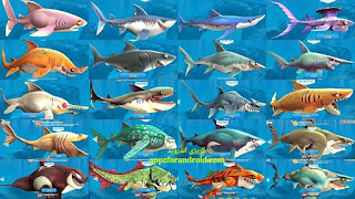 تحميل hungry shark evolution
