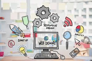 Redesigning web portals