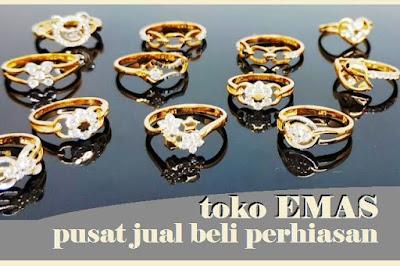 toko perhiasan Tangerang