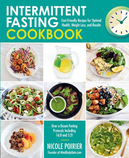 Review of The Intermittent Fasting Cookbook by Nicole Poirier
