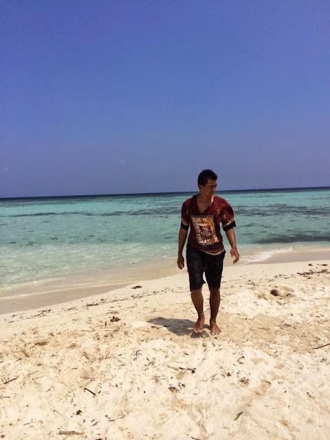Me in Karimun Jawa