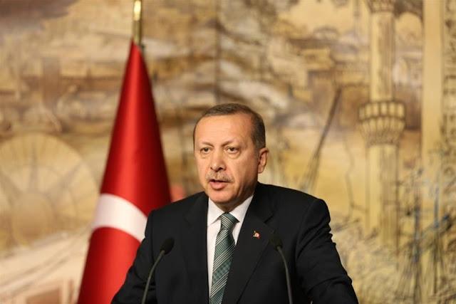 Ερντογάν: Δεν θα υποκύψουμε σε μια νέα Συνθήκη των Σεβρών