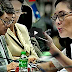 Harap-harapang Pinahiya Sa Senado At Sasampahan Ng Wire Tapping Si Sen. Hontiveros