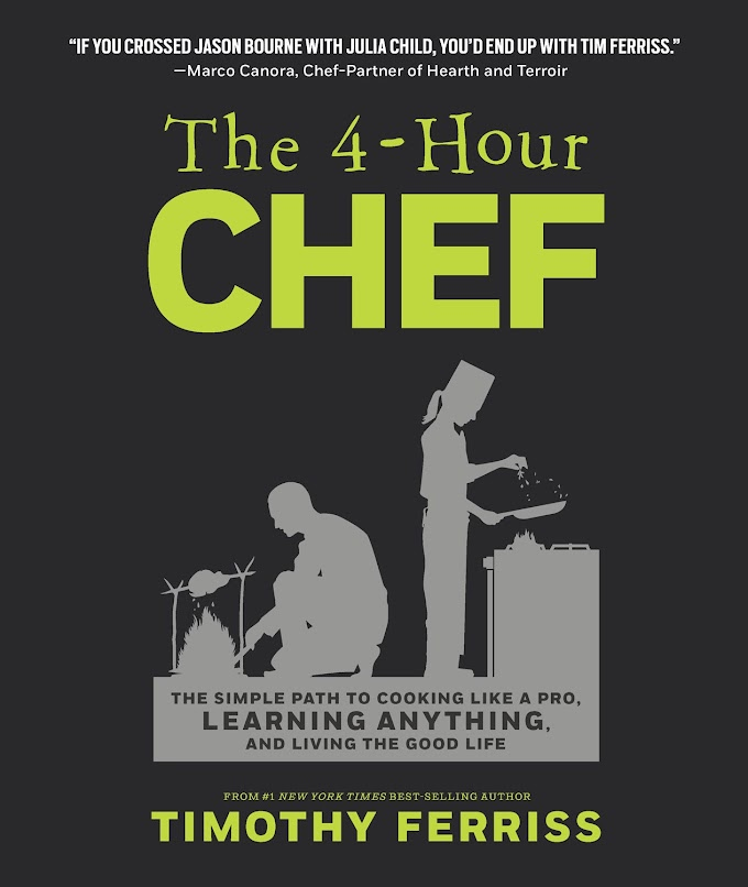The 4-Hour Chef by Timothy Ferriss Ebook Download
