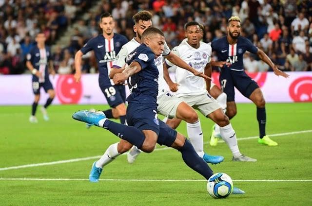 مشاهدة مباراة باريس سان جيرمان وليل بث مباشر