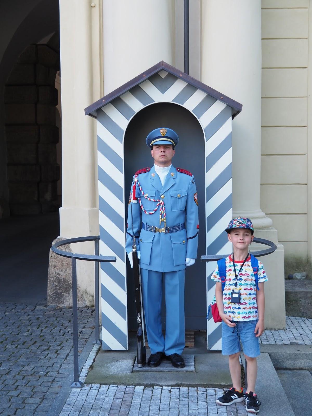 Zwiedzanie Pragi z dzieckiem