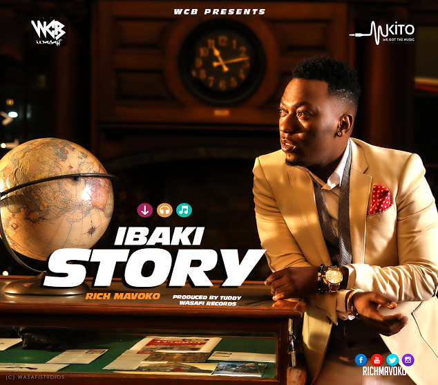 Audio: Rich Mavoko - Ibaki Story | Download