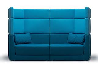 В номинации «офисный диван» победителем Artligi-2019 стал диван «Элемент». Яркое и стильное решение для современных офисов