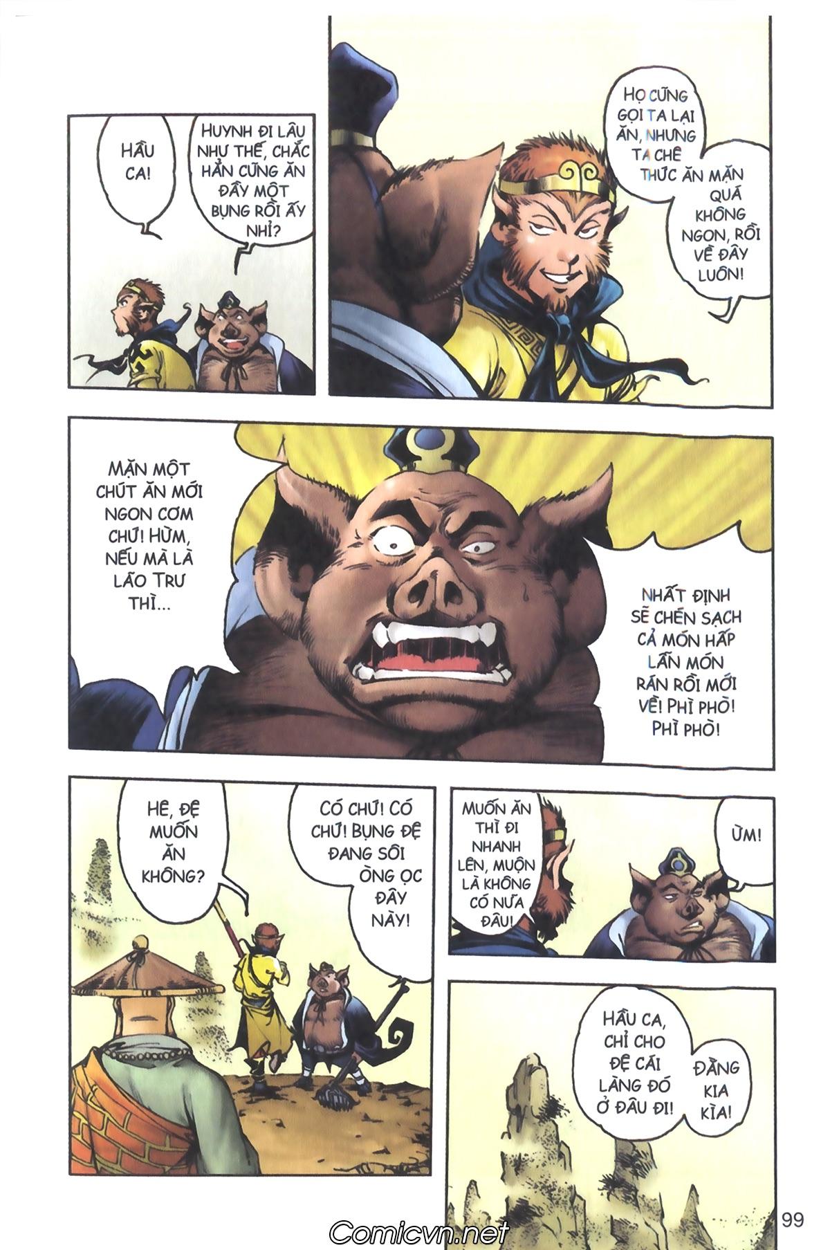 Tây Du Ký màu - Chapter 117 - Pic 9