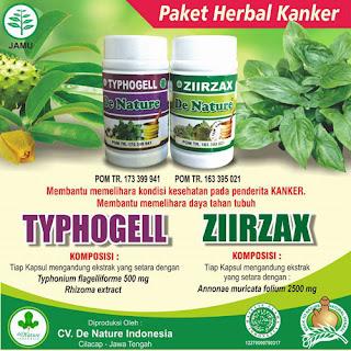 Merk Obat Herbal Kanker Kelenjar Getah Bening/Tiroid/Kelenjar Gondok Super Manjur