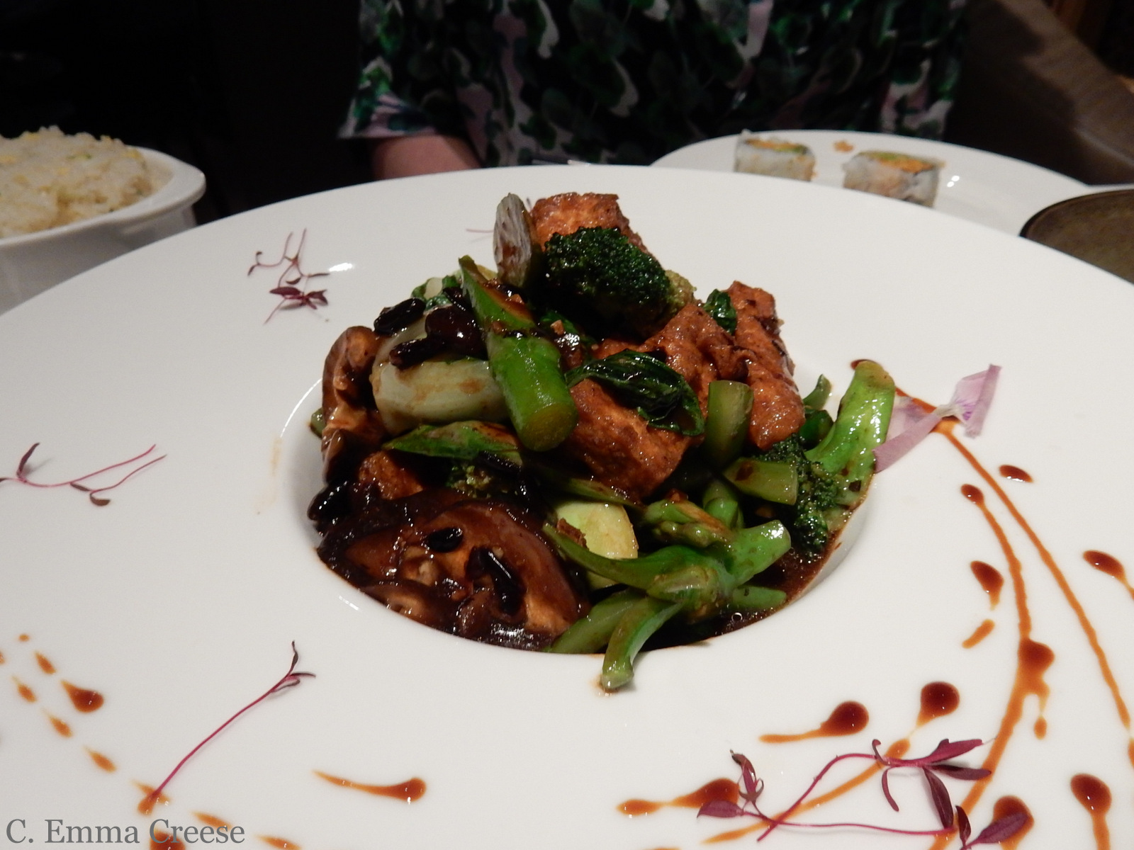Chai Wu Luxury Asian Restaurant Harrods Adventures of a London Kiwi