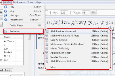 PC soft: Bangla Quran Software Zekr Free Download With