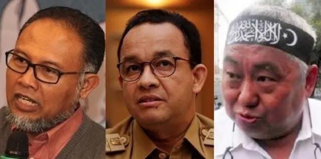 Lieus Sungkharisma Nilai Pernyataan Bambang Widjojanto Bisa Jerumuskan Anies Baswedan