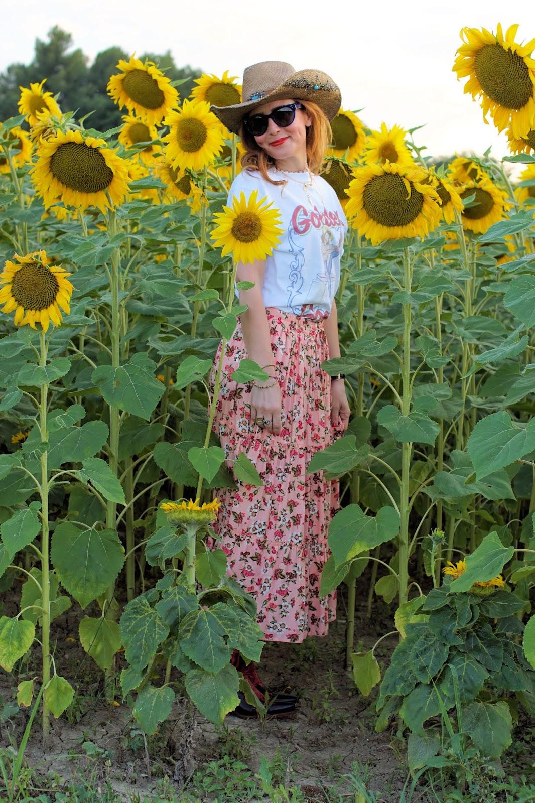 Bullhide hat, Maggie Sweet falda su Fashion and Cookies fashion blog, fashion blogger