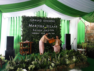 martha tilaar salon day spa jimbaran - candle massage
