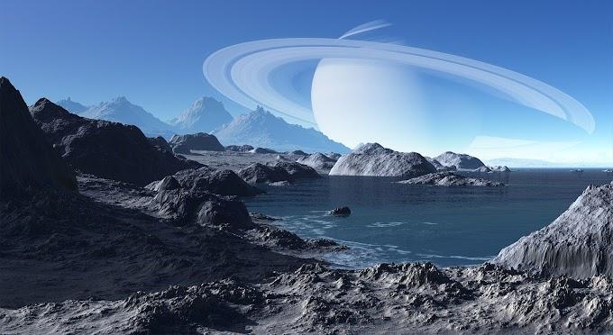 Why Saturn Has Rings?