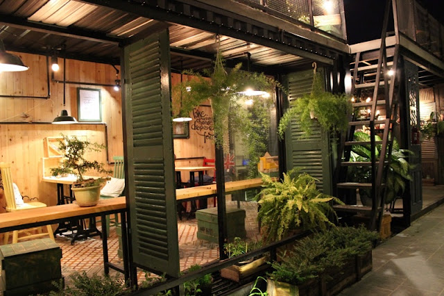 Những quán cafe lãng mạng cho những cặp đôi du xuân tại Đà Nẵng