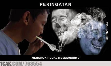 iklan rokok lucu
